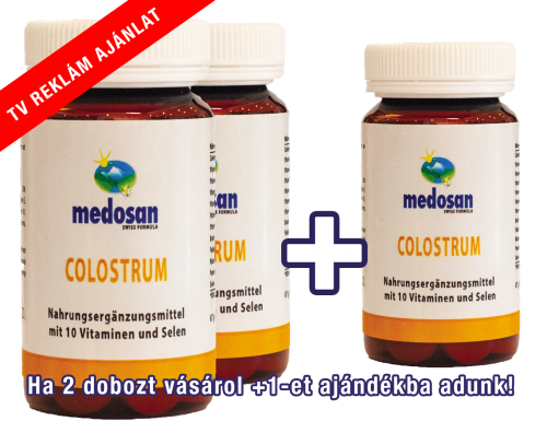 Colostrum 2+1 csomag